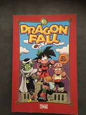 MANGA DRAGON FALL VOL2 Parodie de DRAGON BALL