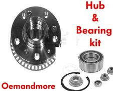 MEYLE FRONT WHEEL BEARING & HUB KIT VW GOLF MK4 LEON INC 1.8T GTI V5 V6
