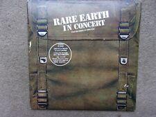RARE EARTH-Rare Earth In Concert Double LP Rare Earth R 534D '71 Psych