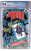 Joker #1 CGC 9.8 Blue Label Trade Dress Neal Adams Batman #251 Homage Preorder