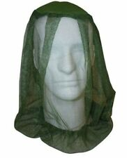 BCB CL2252A Ultimate Survival Fine Weave Mosquito Head Net, Color: Olive Green