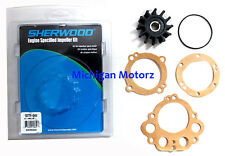 Sherwood Water Pump Impeller Kit with Gaskets - 10077K