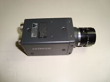 Hitachi KP-F100BCL High Resolution Digital Camera With 1:1.4, 8mm lens