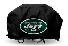 NY New York Jets Economy Team Logo BBQ Gas Propane Grill Cover - NEW