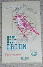 BETH ORTON FILLMORE POSTER Willy Mason Original Bill Graham BGF768 M. Laurence