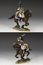 KING And Country francese CUIRASSIER RICARICA... e hacking! na255