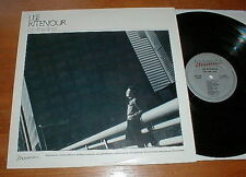 "LEE RITENOUR Orig 1983 ""On The Line"" LP (guitar) NM-"