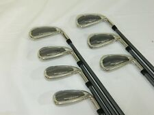 New Callaway Steelhead XR Iron Set 4-PW Matrix Program Regular Graphite Irons