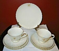 Vintage United Airlines First Class China Set (7 Pcs) Syracuse Fine China Usa