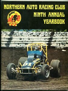 Northern Auto Racing Club Ninth Annual Yearbook 1977