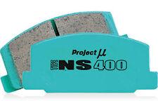 Project Mu NS400 Brake Pads (Front) FOR 06 - 10 Mazda Miata MX-5 PS4F456