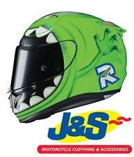 339d4a0ddc2 HJC Rpha 11 Mike Wazowski Disney Pixar Monsters Inc casco de motocicleta  grande .
