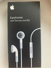 Apple iPhone 2G 3G 3GS 4 4S iPod NEW Sealed Boxed Earphones Headphones MB770G/A