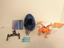 2011 Mega Bloks Dragons Universe #95233 Thunder Vozeus Building Set Complete