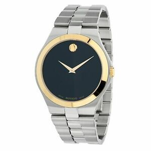 Movado 0606909 Men's Sport Black  Quartz Watch