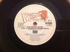 WHAM! 1983 Vinyl 45rpm Single CLUB FANTASTIC MEGA MIX / A RAY OF SUNSHINE