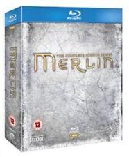 Merlin Complete Series 4 5030697020574 Blu-ray Region B
