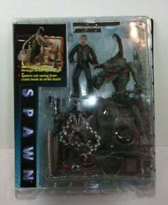 SPAWN Alley Playset action figure Fresh from CASE! NM McFarlane Toys Violator