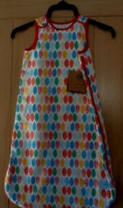 Baby New with tags Lollidays Organic cotton 1.5tog Baby Sleeping Bag 12-18 month