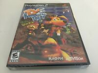 Ty the Tasmanian Tiger 3: Night of the Quinkan (Sony PlayStation 2, 2005) NEW