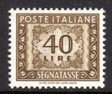 Italy - 1966 Postage Due - Mi. 97 MNH