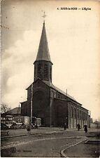CPA Sous-le-Bois - L'Eglise (391223)