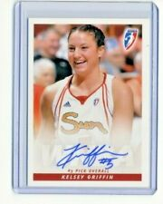 Kelsey Griffin 2011 WNBA Rittenhouse Archive Certified On Card Autograph Auto