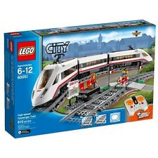 LEGO 60051 CITY HIGH-SPEED PASSENGER TRAIN