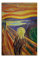 """Edvard Munch The Scream Expressionist Art Poster Official Licensed 24x36"""""""