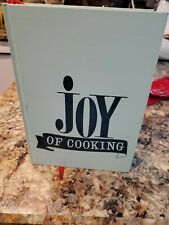 THE JOY OF COOKING IRMA ROMBAUER & MARION ROMBAUER BECKER 1964 REVISED EDITION
