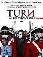 Turn - Washington's Spies Staffel 1 (Episode 1 -10 im 4 D... | DVD | Zustand gut