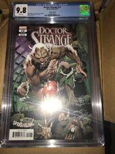 Doctor Strange (Volume 4) #12 CGC 9.8 Greg Land Spiderman variant free shipping
