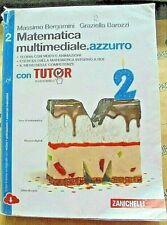 MATEMATICA MULTIMEDIALE.AZZURRO VOL.2 - M.BERGAMINI e G.BAROZZI - ZANICHELLI