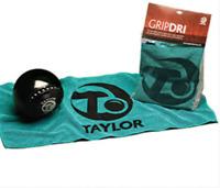 Taylor Bowls Polishing Cleaning Grip Dri Cloth Towel