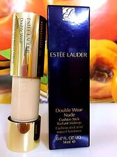 ESTEE LAUDER Double Wear Nude Cushion Stick Radiant Makeup Foundation 1W1 (BONE)
