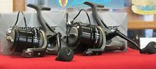 2 moulinets carp debrayable proweiss darkstar 8006 fd