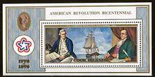 American Revolution Bicentennial Mini Sheet #447 Mnh - Cook Islands Arb17  00004000