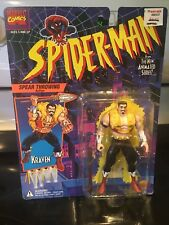 (1994) TOYBIZ SPIDER-MAN ANIMATED KRAVEN FIGURE SERIES 2 NEW IN PACKAGE