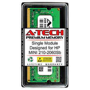 2GB PC3-10600 DDR3 1333 MHz Memory RAM for HP MINI 210-2060SB