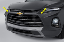 2019-2020 Chevrolet Blazer Grille Bar Insert In Graphite Metallic 84315811 GM