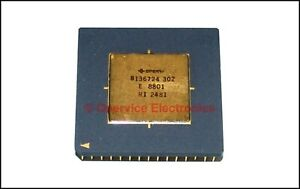 Vintage Processor Chip 8136724-302 From Unisys 2200 / 400 Main frame Computer
