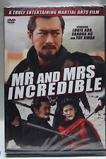 mr and mrs incredible louis koo ntsc import dvd