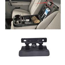 Auto Center Console Latch Lock Armrest Lid For Chevy GMC Silverado 2008-2013