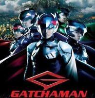 Gatchaman Live Action Movie Science -Hong Kong RARE Kung Fu Martial Arts Action
