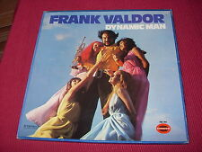 Frank Valdor: Dynamic Man  2LP Box set Near Mint