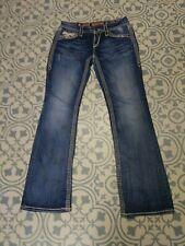 18bd30c32d7 Rock Revival Jeans (Ella Easy Boot) Mid Rise 27W X 31L