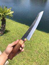 8014-Handmade Japanese 15� Sujihiki 1095 High Corbon Chef Knife(Extremely Sharp)