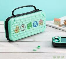 Travel Carrying Storage Bag Hard Case for Switch Animal Crossing Accessories