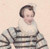 Mignon Règne Henri III De Caylus Darcet de Livarot Espinay de Saint Luc