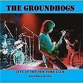 Groundhogs - Live At The New York Club Switzerland (2009)